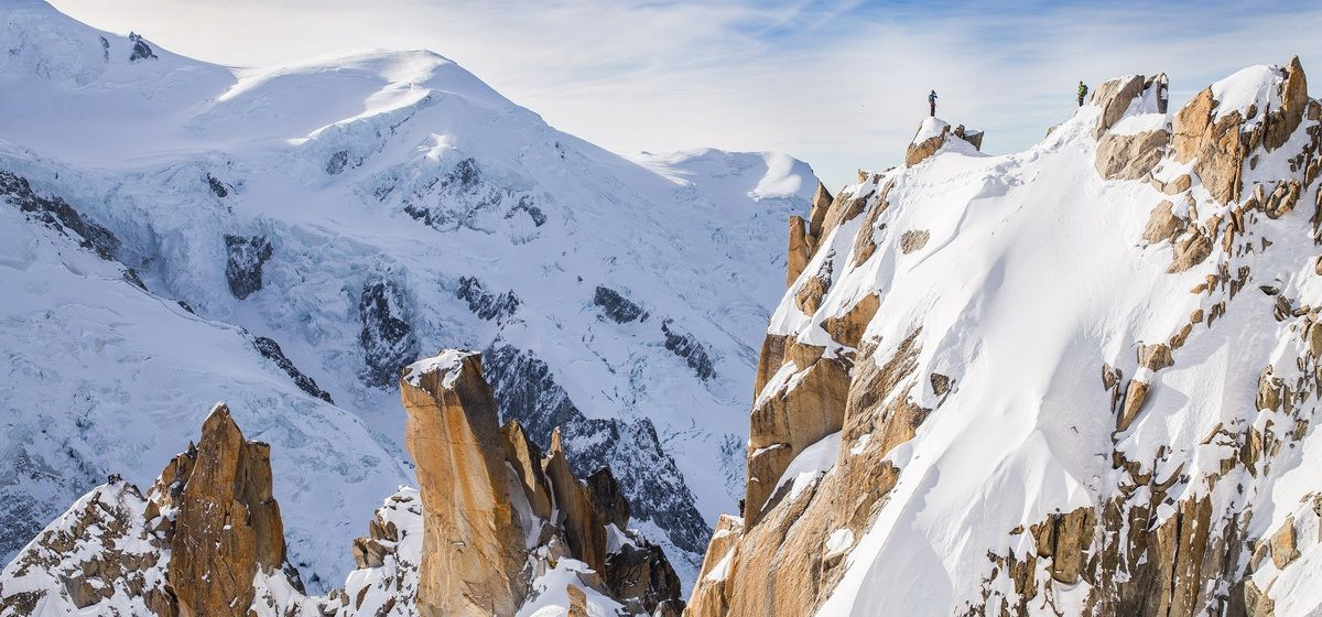 ​A Beginner's Guide To Climbing In The Alps