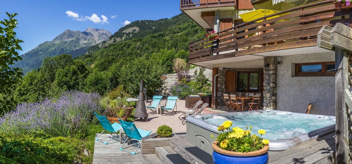 Wellness Retreat In The Alps
